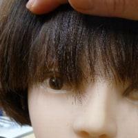 変な頭髪検査(−_−#)