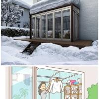 激安!サンルーム 富山県氷見市~サンルーム修理、サンルーム新設~