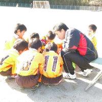 U-9  トレーニングマッチ  in立花 2/19(日)