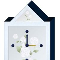 2010 オートシェイプ絵 飾り時計