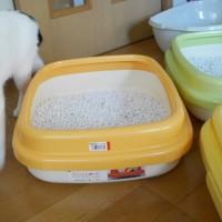 猫トイレバイキング