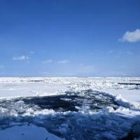 流氷(オホーツク海)⑤