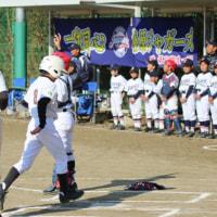 第13回やまのべ学童親善野球大会