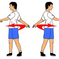 ねじり動作での腰痛を改善する方法    金沢市   野々市市   寝返り   痛み