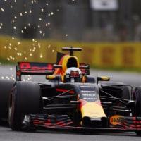 リカルド「ポールは無理でも2位争いに加われる」:レッドブル F1オーストラリア金曜