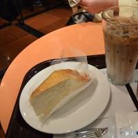17-Jan-17 休憩@EXCELSIOR CAFE 中野店