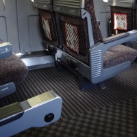 787系特急「かもめ」に諫早から乗車