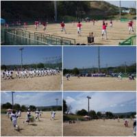 平成29年度岡山県高等学校春季ソフトボール選手権大会第3日目