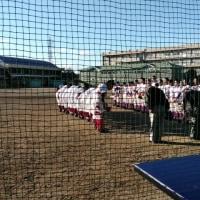 大石中野球部 練習試合