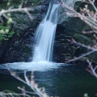 神河川の滝