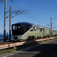 四季島の1番列車を撮影しました。