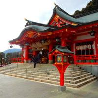 津和野に初詣・・・寒かったよ。
