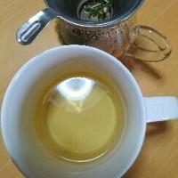 体に優しいお茶タイム