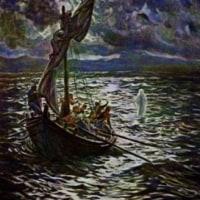 「奇跡を行うキリストー湖上を歩く」 マタイによる福音書14章22~36節