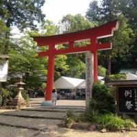 丹生川上神社下社 例祭に行ってきました!