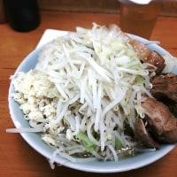 暑いので、空いているかと思ったが甘かった。新橋野菜ニンニク 【19日】