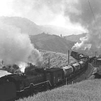 昭和40年代前半の鉄道写真(104・加太越え④)