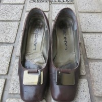 自分の足になった靴たち♪