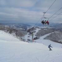 2017新幹線スキー ガーラ・スキー場