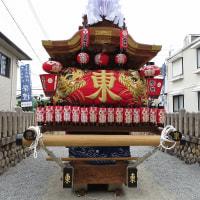 平成28年度川面東秋祭礼