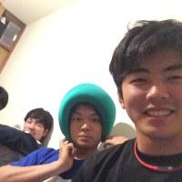 同部屋紹介 2年 中村
