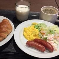 みんな大好き ホテルの朝食@伊勢崎2日目 (´▽`)