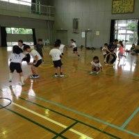 みんな楽しそうです!体験スポーツ教室1日目!