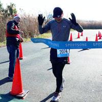 第22回荒川ハーフマラソン参加記録
