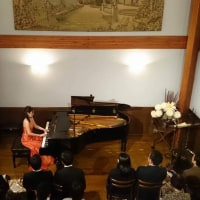 サロンコンサート@サローネフォンタナ1Salon Concert at Salone Fontana 1