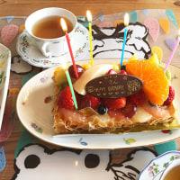 Happy birthday!Chada♡