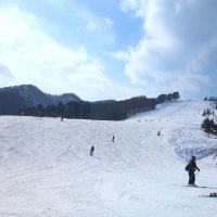 スキーに行ってきました・・・in奥神