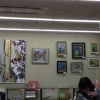 ジョイフル本田守谷店 アートスクール作品展