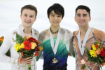 Skate Canada Autumn Classic International 2016 Men's singles FS