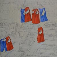 ダンテの『神曲』を素材に描いた画家ボッティチェリの『謎』