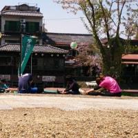 4月15日☆16日  宇治川練習