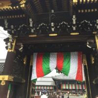 4月1日の京都も寒かった