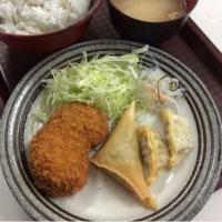 海鮮カツ・餃子・カレー春巻き