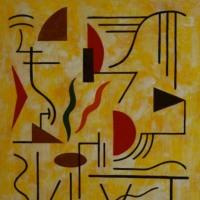 アートワークアーカイブ「Composition-4 のシリーズ」