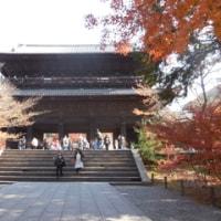 2016' 南禅寺・真如堂の紅葉を訪ねて