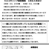 ボランティア・市民活動センターNEWS5月号アップしました★★★