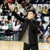 ウニョク写真^^ プロバスケ試合始投イベント~祝賀公演