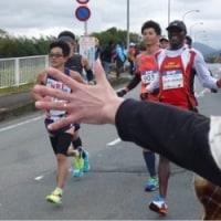 『福知山マラソン』の応援に行ってきました。