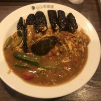 ココイチ-夏野菜カレー