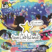 「チームラボアイランド―学ぶ!未来の遊園地」は8月20日から壬生町おもちゃ博物館で開催です。