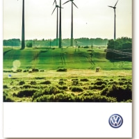 VWのカタログが届く