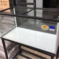中古 900×450×450ガラス水槽