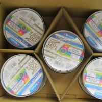 DVD-R(CPRM対応)250枚購入