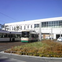富山市はちょうどいい街、でした。