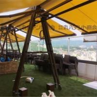 独立式オーニングテント!施工例