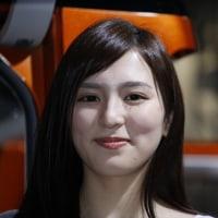 福岡モーターショー 2015-034 ダイハツ  神田樹果さん